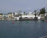 Bermuda Stage from water