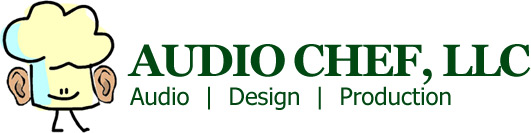 Audio Chef - Audio | Design | Production