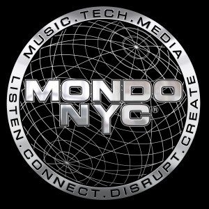 MONDO NYC ROUND & WORDS CHROME DB-2