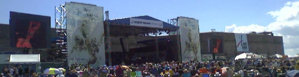Newport Jazz and Folk Technical Design